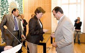 ARCHIVADA LA DENUNCIA DEL PEDANEO DE PERIN DEL PP CONTRA JUAN LUIS MARTINEZ MADRID ANTE LA AGENCIA ESPAÑOLA DE PROTECCION DE DATOS.