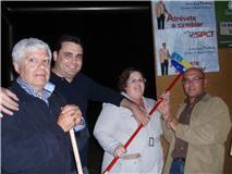 SPCT COMIENZA LA CAMPAÑA ELECTORAL CON ILUSION EN EL PARQUE DE LOS JUNCOS